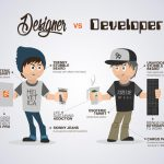 What's the difference between a web designer and a web developer – and which one do you need?